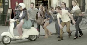 sfr Jeunes talents - le scooter